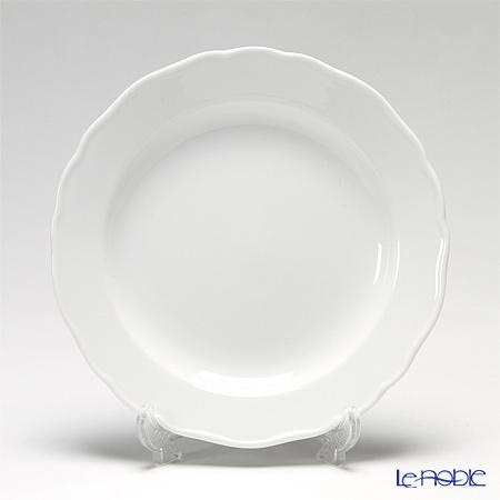 マイセン(Meissen) マイセンホワイト 000001/00501 プレート 18cm(ノイアー・アウスシュニット)