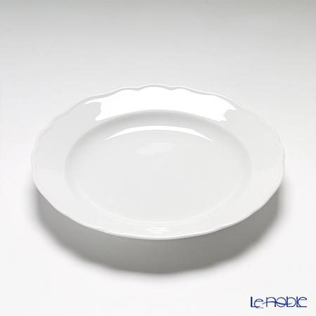 マイセン(Meissen) マイセンホワイト 000001/00501プレート 18cm(ノイアー・アウスシュニット)
