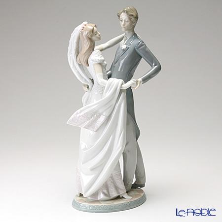 リヤドロ ウェディングダンス01528