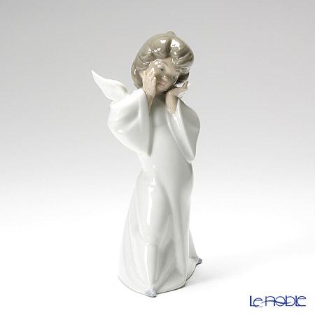 リヤドロ 天使の考えごと(うん、そうしよう) 04959