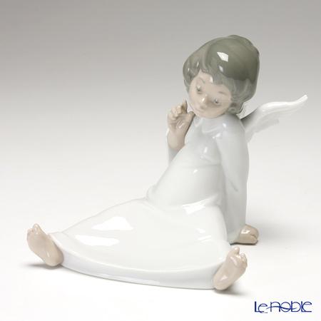 リヤドロ 天使の考えごと(えーと、それは) 04962