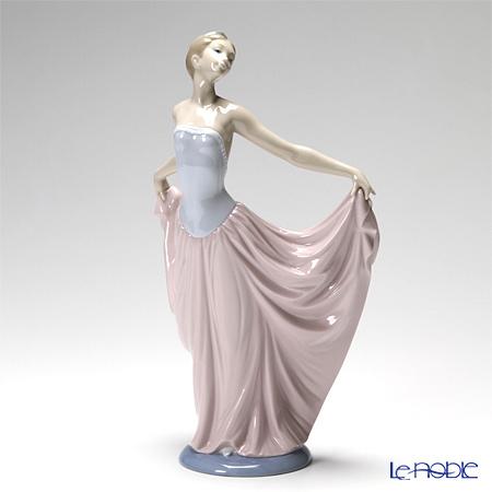 Lladro 'Dancer' 5050 Woman Figurine H31cm
