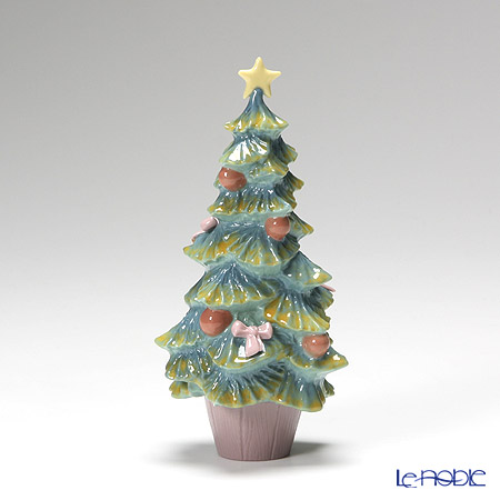 Lladro Christmas tree 6261