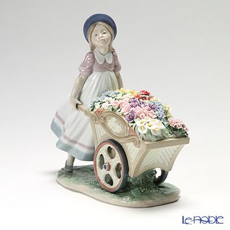 リヤドロ 可愛いお花屋さん 06521