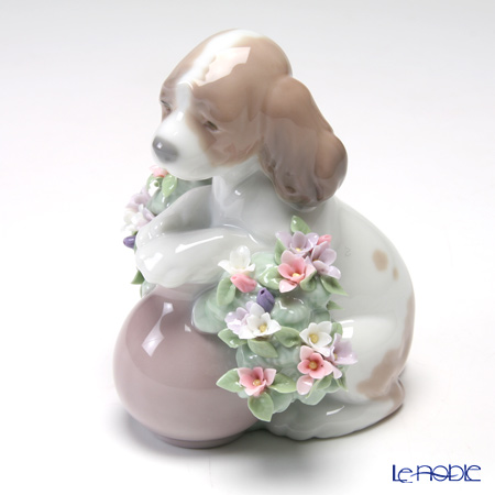 リヤドロ お花が大好き06574