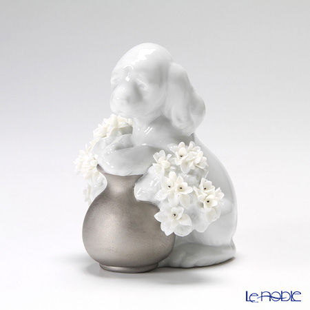 リヤドロ お花が大好き(Re-Deco) 07048