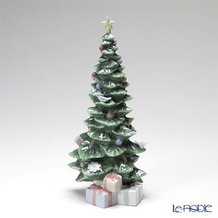 リヤドロ クリスマスの贈りもの (クリスマスツリー)08220