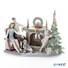 Lladro family Christmas LE750 08260 (37 x 51 cm) World Limited Edition 750 points