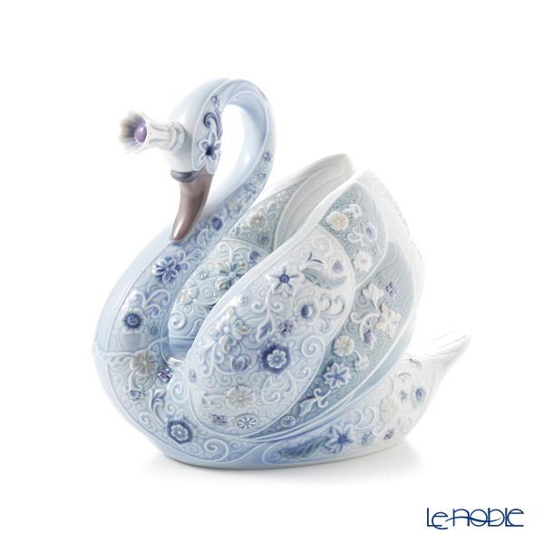 リヤドロ 白鳥姫 08410(26×27cm)
