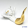 Lladro Waking up at sea (Golden Re-deco) 08561