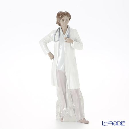 リヤドロ 微笑むドクター08602