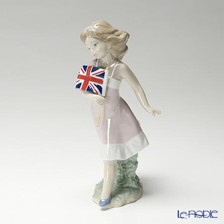 リヤドロ Pride in Your Kingdom(Girl) 08604