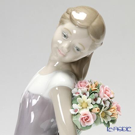リヤドロ 花束の贈り物08632