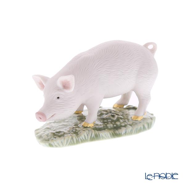 リヤドロ The Pig-小- 09121(7x10cm)