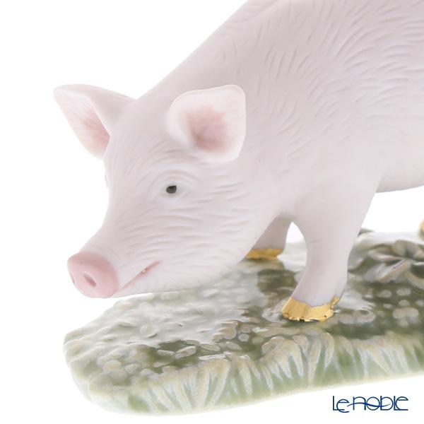 リヤドロ The Pig-小-09121(7x10cm)