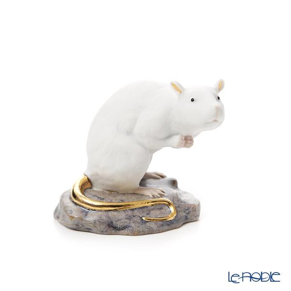 リヤドロ The Rat -小- 09123(7×10cm)