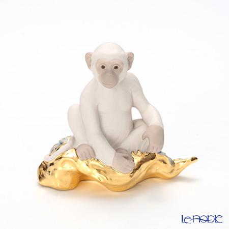 リヤドロ The monkey-小 09175