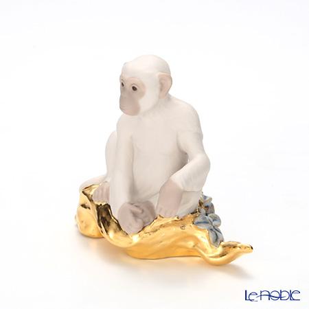 リヤドロ The monkey-小09175