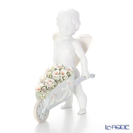 リヤドロ 花車の天使 09193
