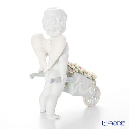 リヤドロ 花車の天使09193