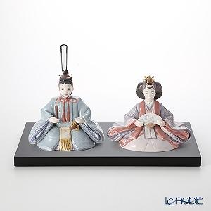 Lladro Hinamatsuri Dolls Figurine 09246