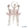 Lladro 'Our Ballet Pose (Dancers in Pink Tutu)' 09286 Girl Figurine H30cm