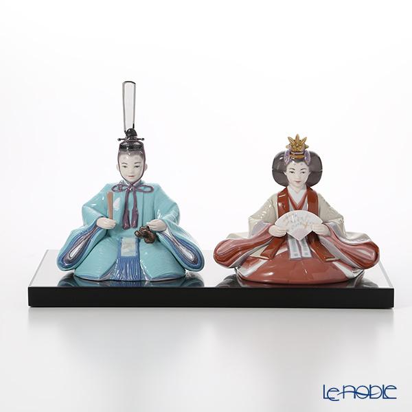リヤドロ 春雛(特別限定版) 09292 台座付 HINAMATSURI FESTIVAL(SPECIAL VERSION)