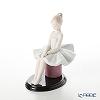 Lladro Figura niña Mi primera clase de ballet 09334