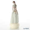 Lladro 'Haute Allure - Sweet Elegance (Flower)' Sea Green 09358 [LE300] Woman Figurine H37.5cm