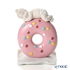 Lladro 'My Sweet Love (Baby Sleeping on Donut)' 09376 Girl Figurine H13cm