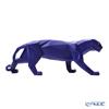 Lladro 'Origami - Panther' Blue matte 09456 Animal Figurine W45xH18.5cm