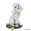 Lladro 'Poodle with Mochis (Dog)' 09472 Animal Figurine H31.5cm