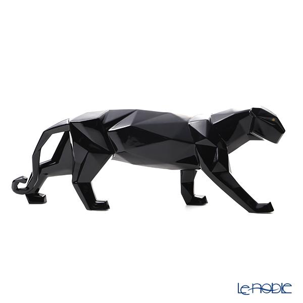 リヤドロ Origami パンサー(Glazed Black) 09496