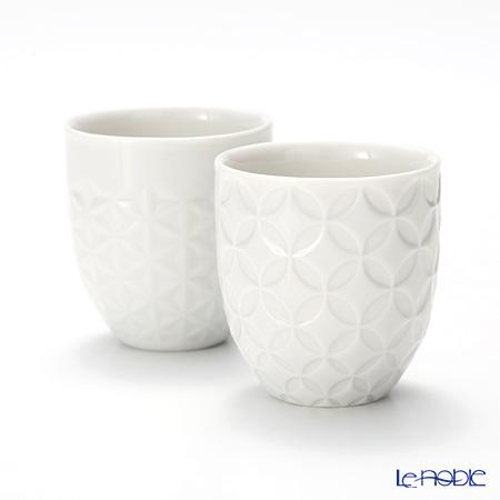 Lladro 'Frame & Infinite' 09605 Little Sake Cup (set of 2 patterns)