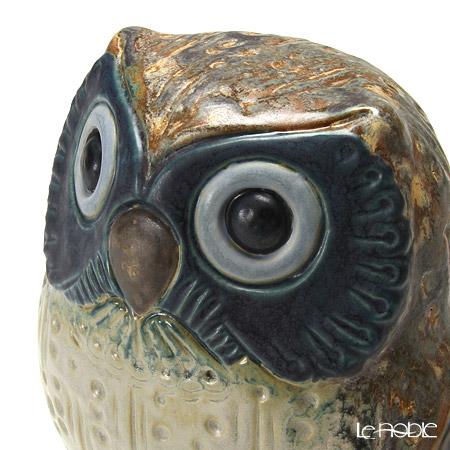リヤドロ 福を呼ぶ鳥(小・Gray)12534