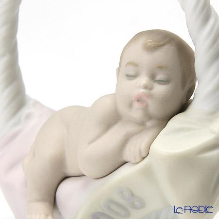 リヤドロ お誕生日おめでとう 2008 女の子18336