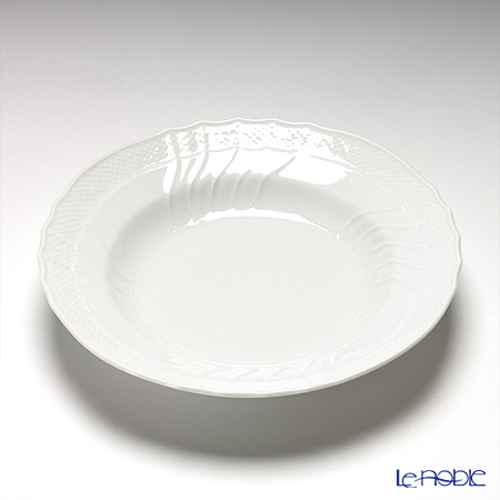 リチャードジノリ(Richard Ginori) ベッキオホワイトスーププレート 24cm
