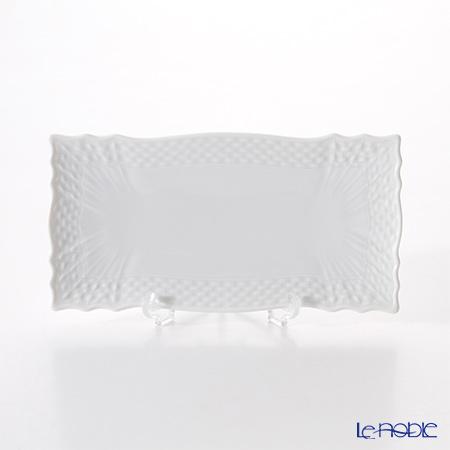 リチャードジノリ(Richard Ginori) ベッキオホワイト 長方形ミニトレイ 15.5×8cm