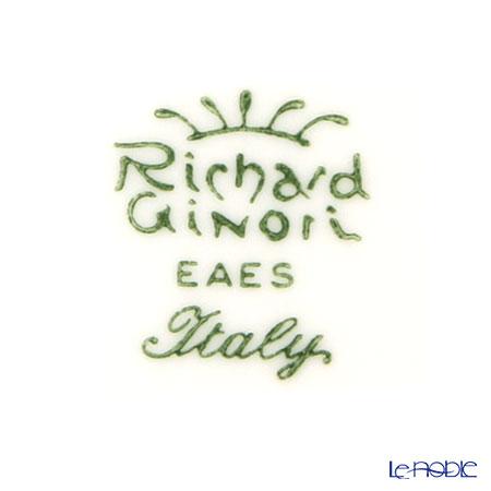 Richard Ginori 'Vecchio Ginori' White Round Salad Bowl 25cm