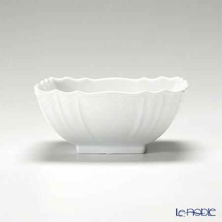 Richard Ginori Vecchio Bianco Square Bowl (S) 13 cm