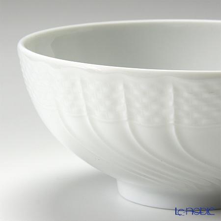リチャードジノリ(Richard Ginori) ベッキオホワイトライスボウル(茶碗) 11.5cm (ピクルスボウル 11.5cm)
