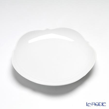 マイセン(Meissen) マイセンホワイト 000001/23501プレート 18cm(グローサー・アウスシュニット)