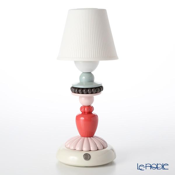 リヤドロ SUNFLOWER FIREFLY LAMP (IVORY) 23921 (30×12cm)