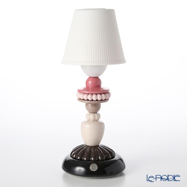 リヤドロ SUNFLOWER FIREFLY LAMP (BLACK) 23922(30×12cm)