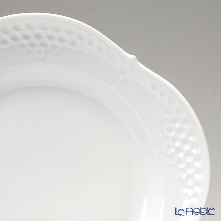 マイセン(Meissen) ホワイトレリーフ 000001/26475プレート 26cm