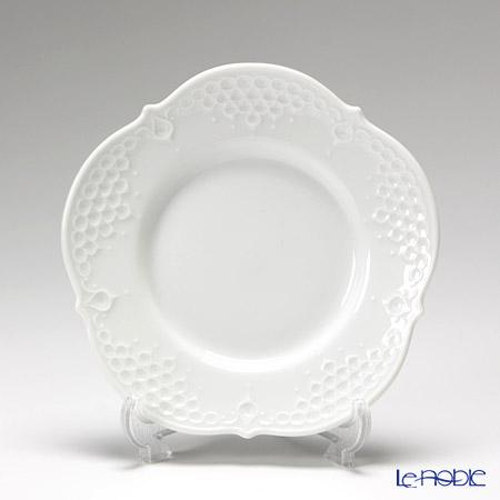 マイセン(Meissen) ホワイトレリーフ 000001/26500 プレート 15cm