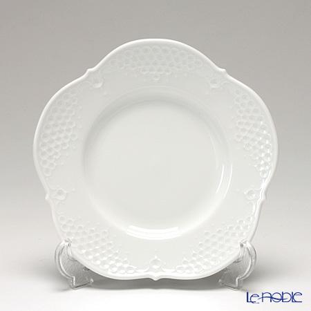 マイセン(Meissen) ホワイトレリーフ 000001/26501 プレート 19cm