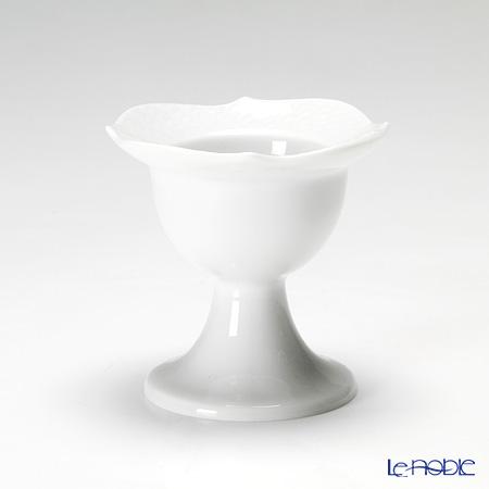 マイセン(Meissen) 波の戯れホワイト 000001/29179 エッグスタンド 7cm