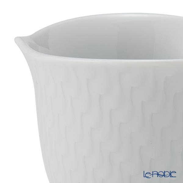 マイセン(Meissen) 波の戯れホワイト 000001/29190湯のみ 6.5cm