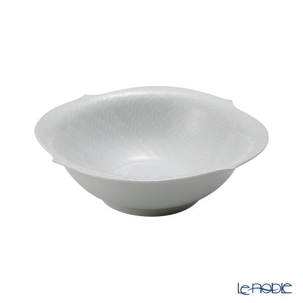 マイセン(Meissen) 波の戯れホワイト 000001/29440 ボウル 21.5cm